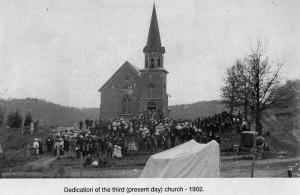 1902 dedication