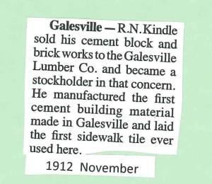 1912 R Kindle 1912