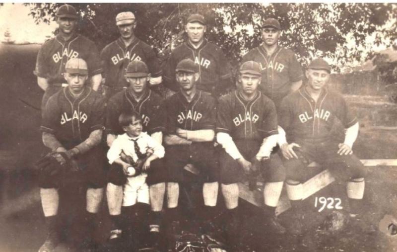 1922 blair bb