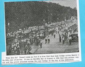 1931 Galesville bridge