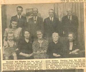 Congdon Family