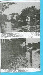 1949 Arcadia Flood