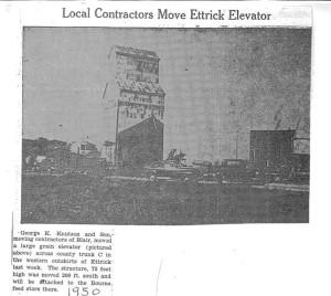 1950 Ettrick elevator jpg