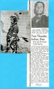 1950 Tom Thunder