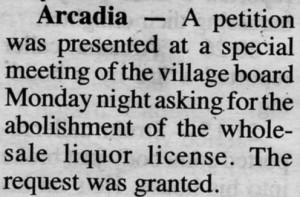 Arcadia 1914