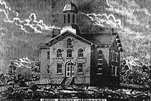 Arcadia School 1877