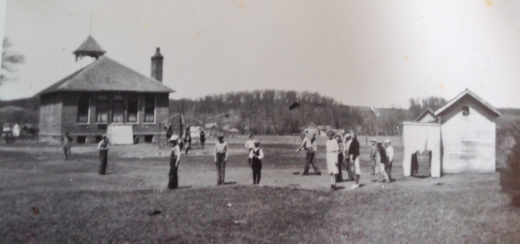 Coral City 1937 ballgame
