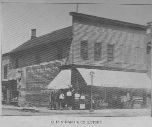 David Strand Store