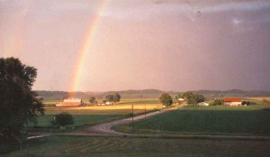 Decorah Praire Rainbow