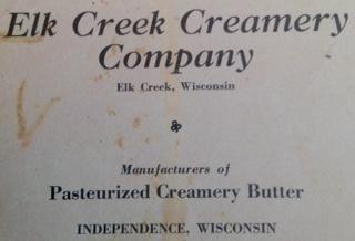 Elk crk cream