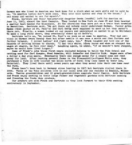 F H Vohs pg 2