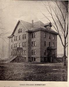 Gale Col. Dormitory
