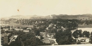 Galesville View 1930s