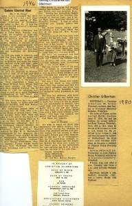 Gilberston Christian 1946