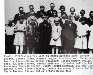 Hamlin 1930s