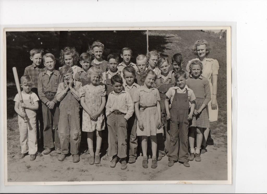 Hardies Creek 1945-6