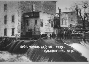 High water by Mill 1919.jpg