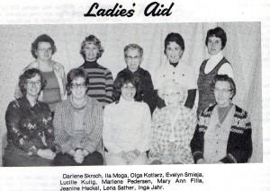 Ladies Aid 1980