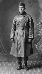 Lt Leslie Gilbertson WW1