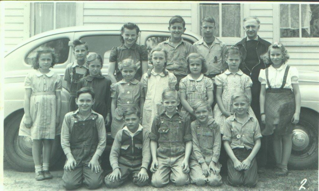 Maplewood School, teacher Ted Hansen