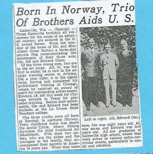 Oines Bros 1941