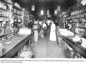 Scarseth Grocery Store Galesville