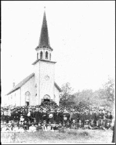 Second Fagernes Church 1898