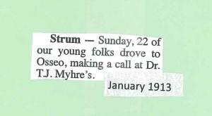Strum 1913