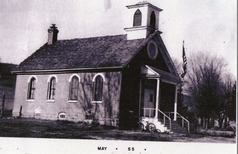 Upper French Creek School 1955