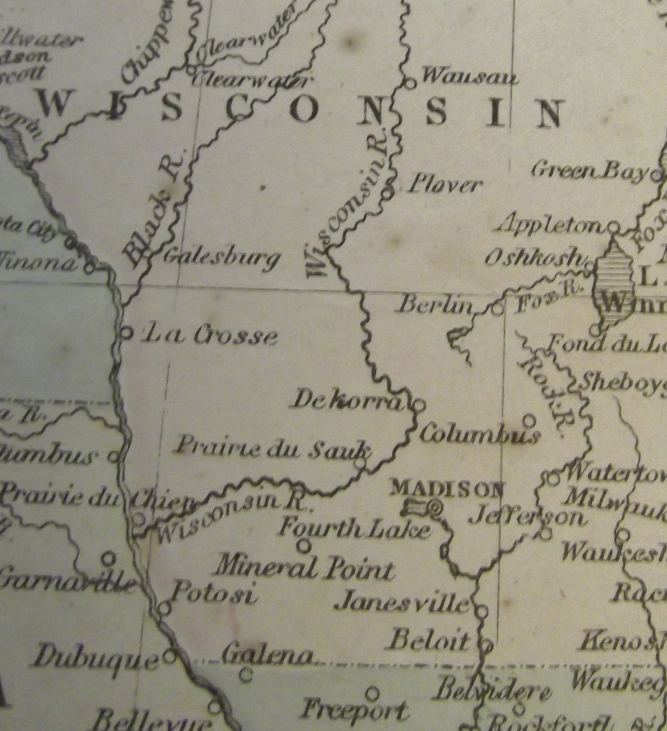 Wi map 1840