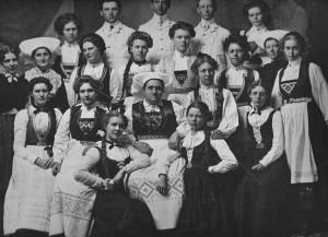 Zion Luth church singers 1903.jpg