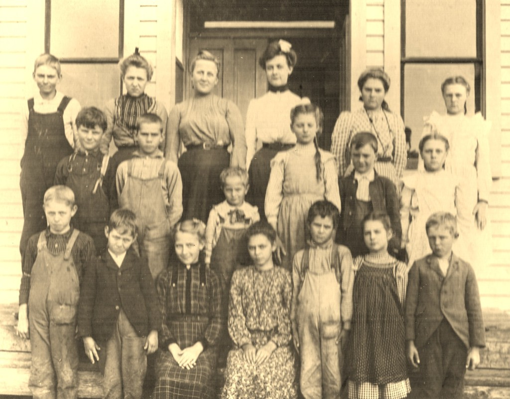 Bortle School 1900 or so