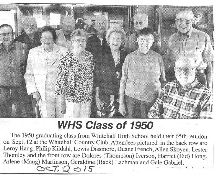 class of 50