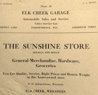 elk crk 1930