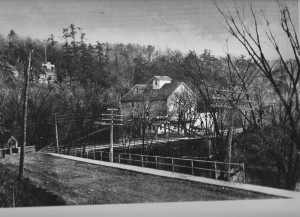 old bridge in Galesville1900.jpg