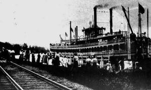 steamer JS Tremp 1890s